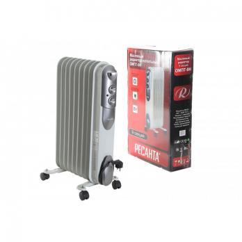 Радиатор маслянный ОМПТ-9Н (2 кВт) 67/3/4 Ресанта