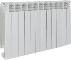 Радиатор алюминиевый 350/80/10 WARMA