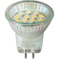Лампа светод G5.3 1Вт 220B 3300К с отраж/серебро/дневной LB-27 Feron 25133