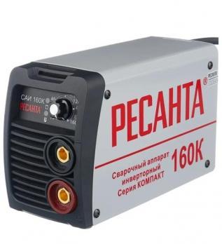 Аппарат свар. инвертор. САИ-160К компакт РЕСАНТА 65/35